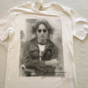 Licensed JOHN LENNON T-shirt New With Tag S,M,L,XL